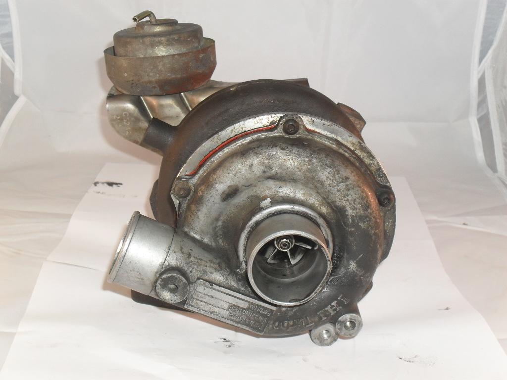 Turbo VJ32 před repasováním